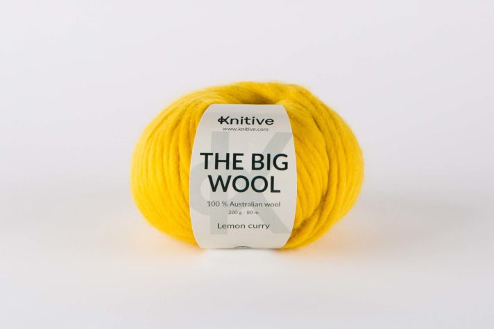 Ovillo The Big Wool