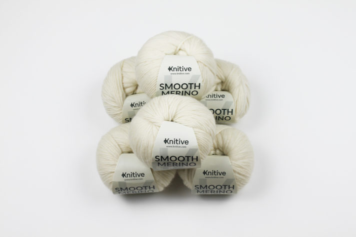 Pack de 6 ovillos Smooth Merino