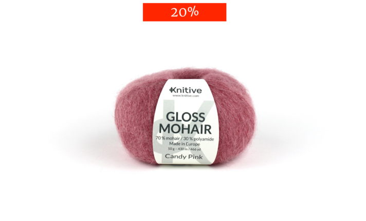 Ovillo Gloss Mohair