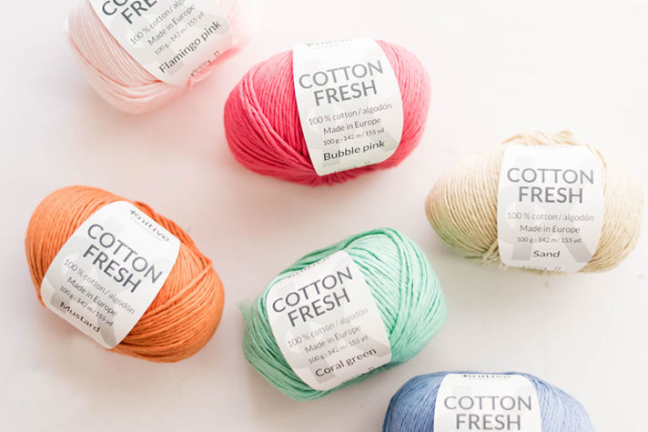Ampliamos la carta de color de nuestro Cotton Fresh
