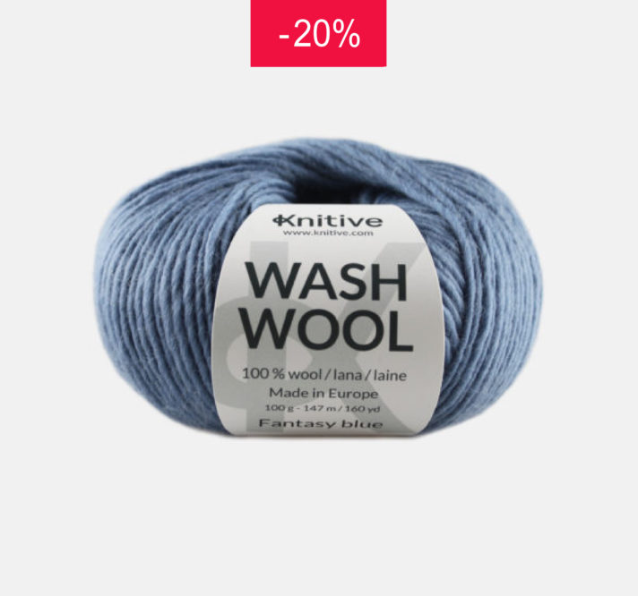Ovillo Wash Wool