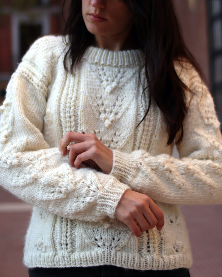 Le Jardin Sweater