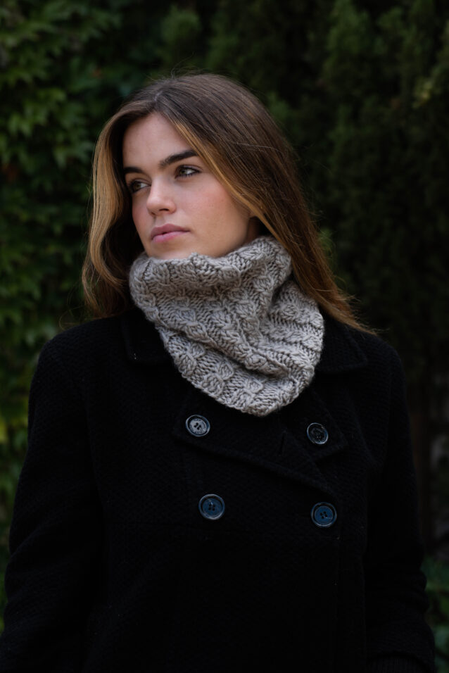 Flossy Cowl